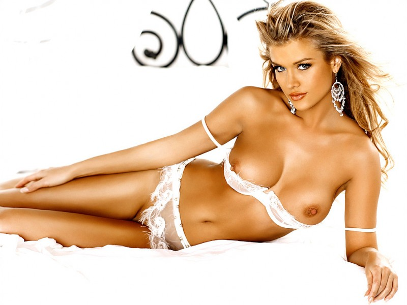 Joanna Krupa nago w Playboyu
