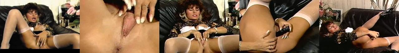 Teresa Orlowski bawi się cipką