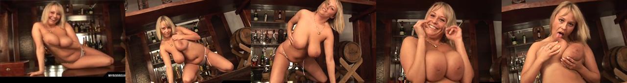 Cycata Vanessa na barze