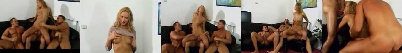 Ania w niemieckim pornosie na trzy baty