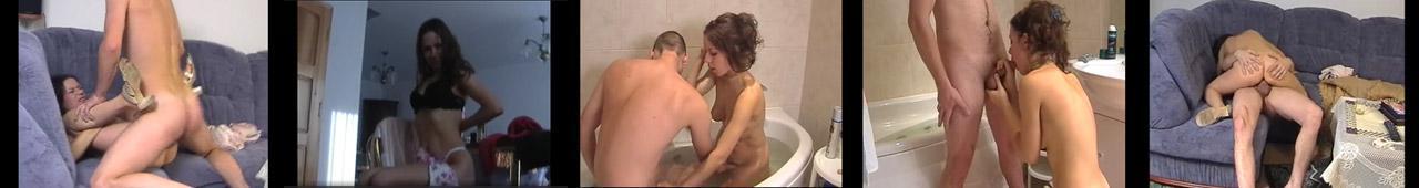 Gorące porno z dwudziestojednoletnią Izabelą